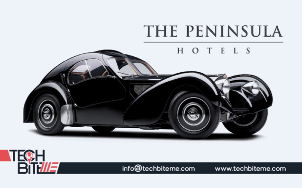 1936 Bugatti Type 57SC Coupé Atlantic Wins Third Annual the Peninsula Classics Best of the Best Award