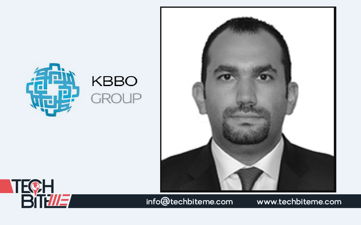 KBBO Group Announces Appointment of Ziad Kanaan as New CIO
