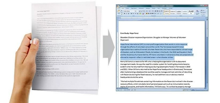 How to convert Scanned JPEG to Editable Word File? \u2013 Tech Blog by