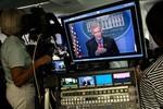 WASHINGTON - JULY 11:  High-definition televis...
