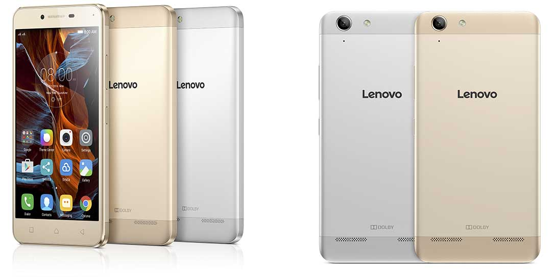 Check Out The New VIBE K5 And VIBE K5 Plus From Lenovo