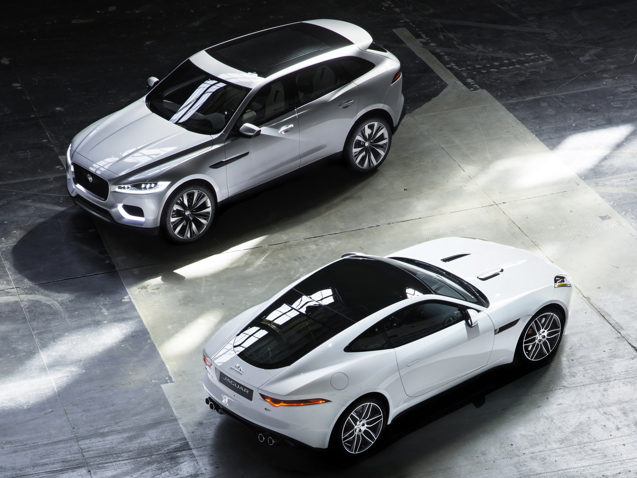 Hd Future Cars Wallpapers Jaguar Land Rover Ready To Experiment With Autonomous