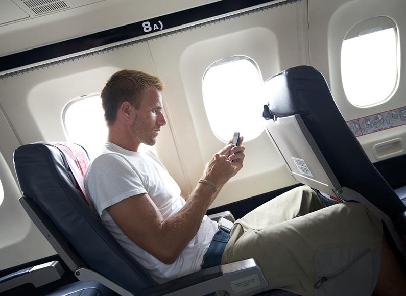 Image result for mobile in flights