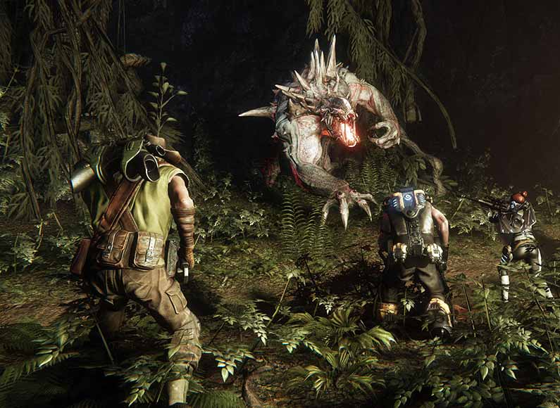 evolve-video-game-screenshot-hunter-versus-goliath-beast