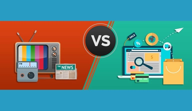Branding Your Business New Media vs Traditional Media Advertising