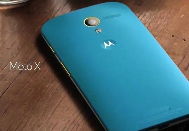 Moto X Android Lollipop update