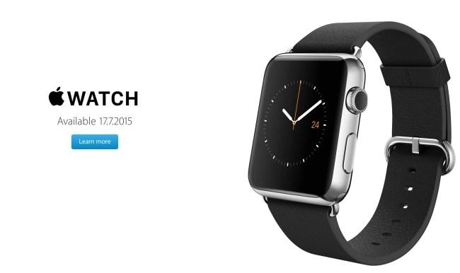 apple watch release in thailland netherland sweden