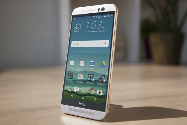 HTC One M9 Android 5.1 for T-Mobile and At&T