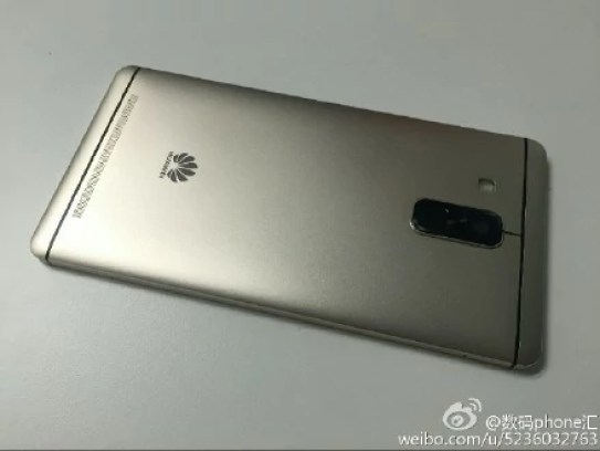 Huawei mate 8 leaked image with kirin 950 and 6 inch
