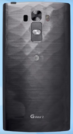 LG G Vista 2 at&t launch date price stylus