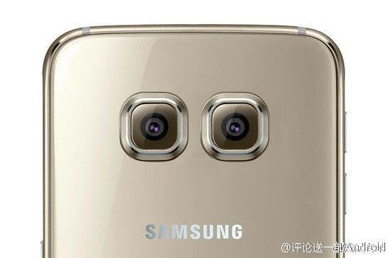 Samsung Galaxy S7 Dual Camera rendering