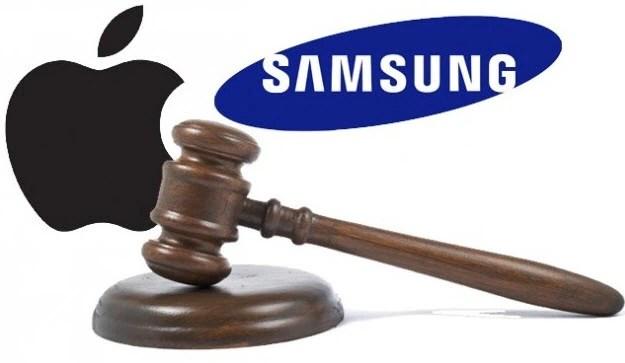 Apple and samsung patent battel