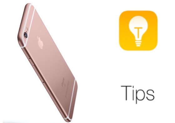 Some useful iPhone Tips