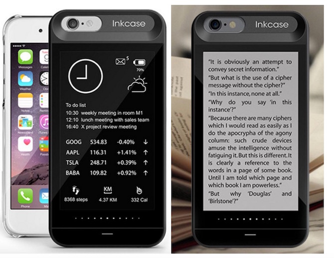 E-ink Screen for iPhone 6 and 6s