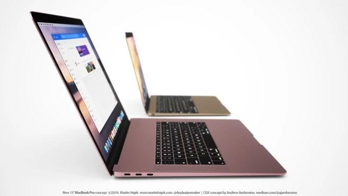MacBook Pro 15-inch 2016 1