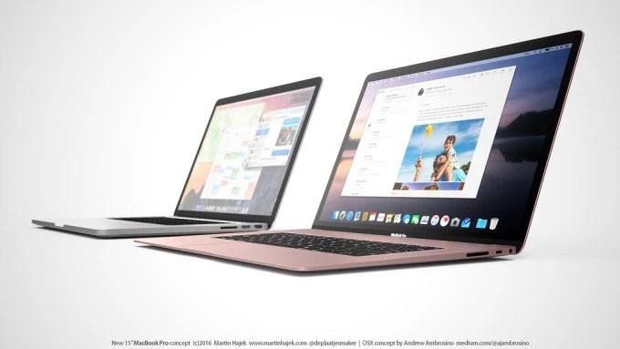 MacBook Pro 15-inch 2016 6