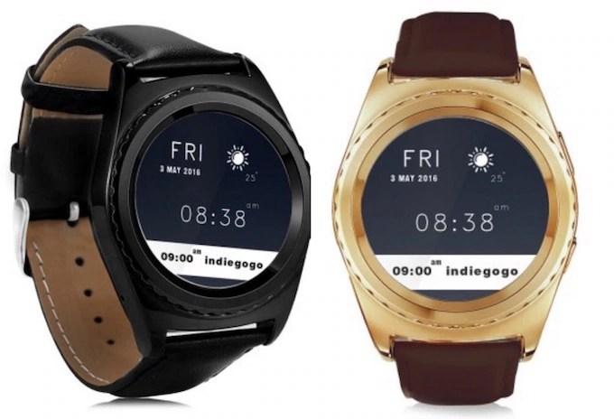 No 1 S5 Smartwatch
