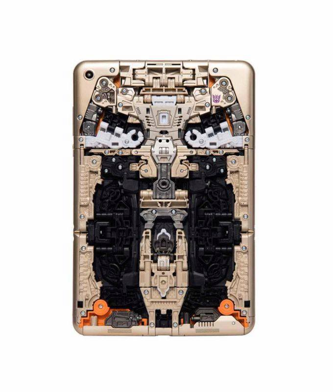 Xiaomi Mi Pad 2 3D Robot