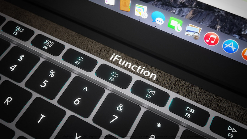 MacBook OLED Touch Bar Accessory 5