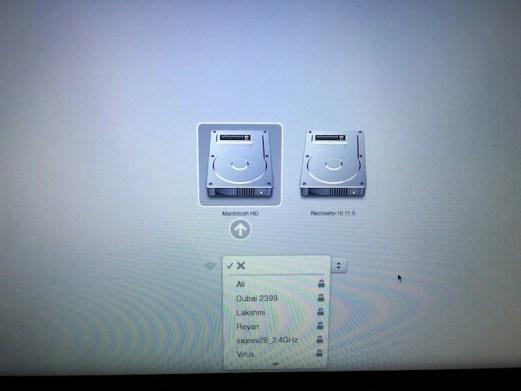 Internet Recovery Mac