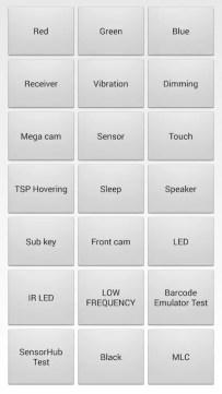 Samsung Hardware Diagnostic