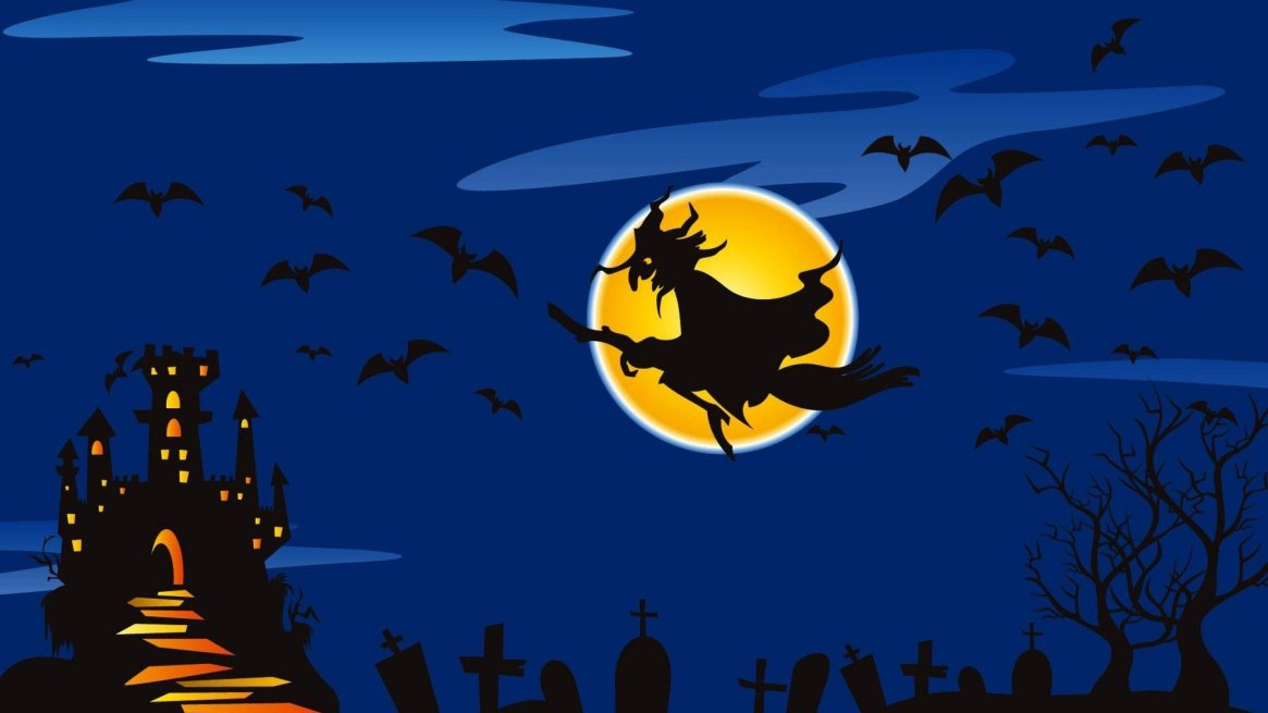 horror-halloween-blue-witch-2k-wallpapers
