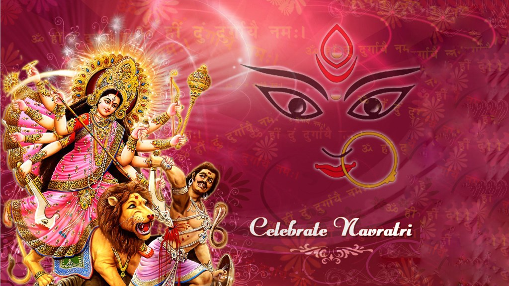 Navratri Maa Durga HD Images Wallpapers Free Download