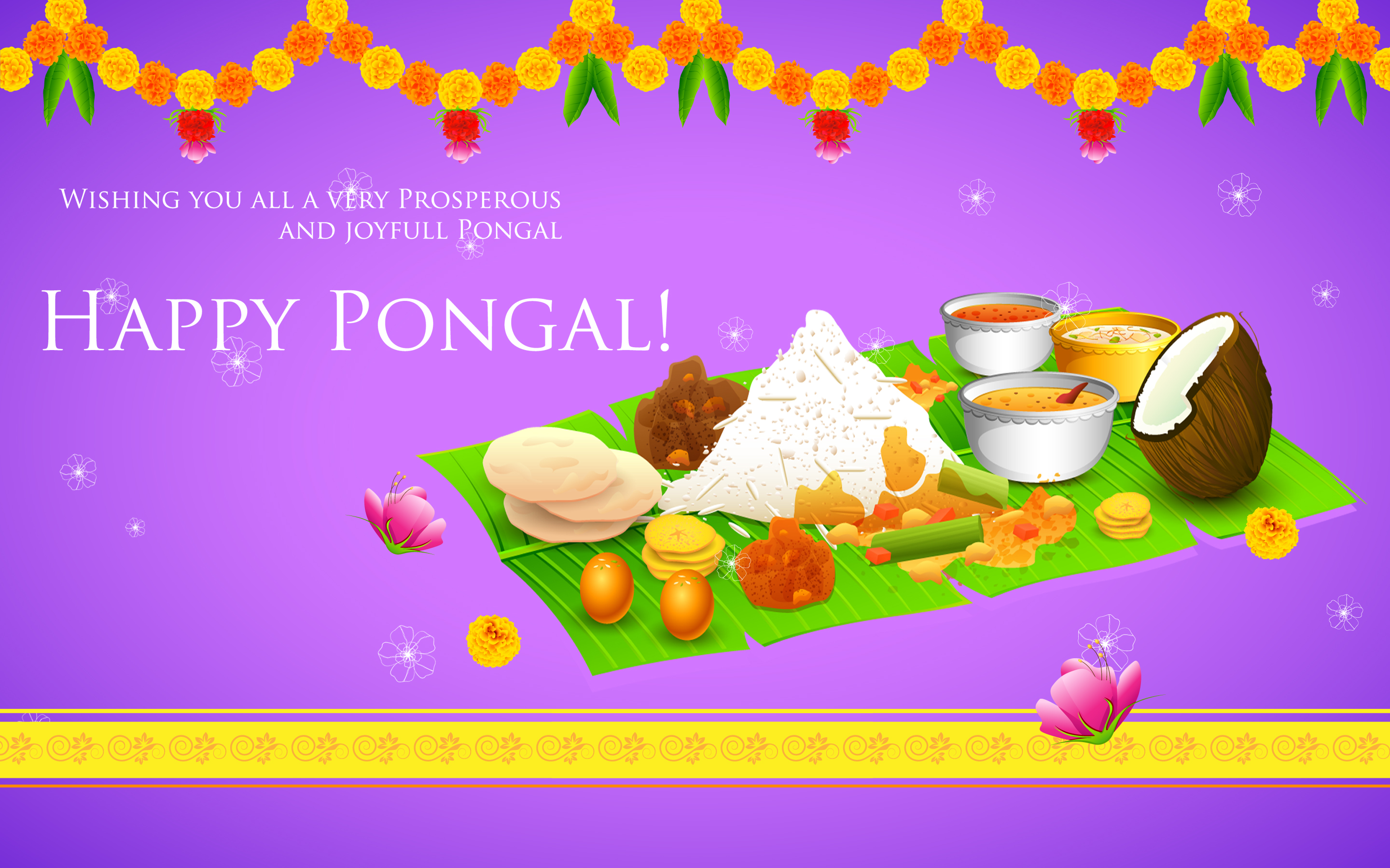 Real Hd Wallpapers 1080p Happy Pongal Wallpapers Pictures Images Free Download