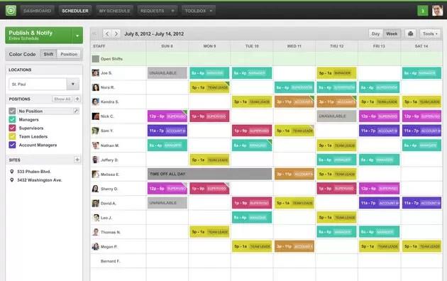 WhenIwork Review \u2013 Smart Online Employee Scheduling TechieApps