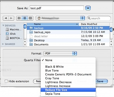 How to reduce pdf file size in Mac - Techie Corner
