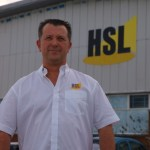 HSL MD Simon Stuart