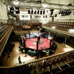 Lighting Rig at Clanwars 7 Ulster Hall