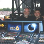 Midas Pro6 at Foo Fighters