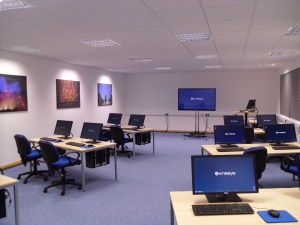 KINESYS Training room r 300x225 Kinesys Announces First  2012 Training Sessions