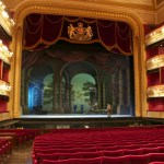 The Royal Opera House's house lighting is controlled by ETC Unison Paradigm