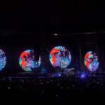 XL Video Steps Up To Stadiums with Coldplay