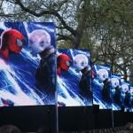XL Video Amazing Spider-Man 2 Premiere DSC02622