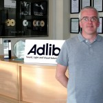 Adlib Mike Docksey new GM of Lighting & AV divisions