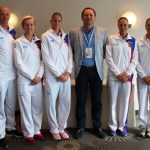 Robe Fed Cup Tennis Sponsorship  IMG_7566