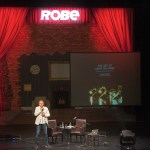 Robe Helps Launch 'The Art of Light on Stage'  at 2015 Prague Quadrennial