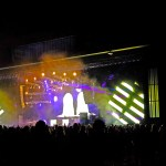 Lights & LED Screen for Perry's Stage at Lollapalooza Berlin