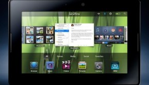 BlackBerry Playbook Tablet unveiled