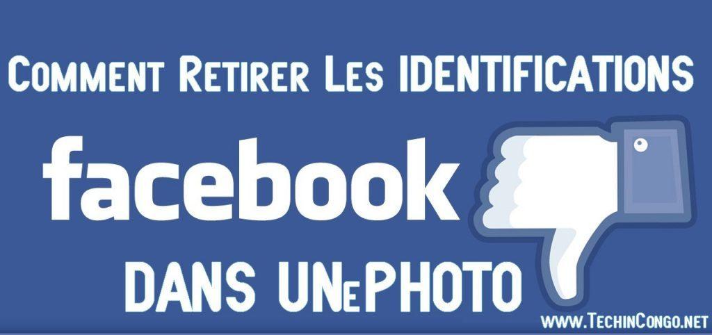 Enlever Identification Facebook