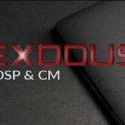 Exodus 5.1.1 on Oneplus One