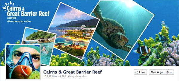Cairns & Great Barrier Reef Timeline