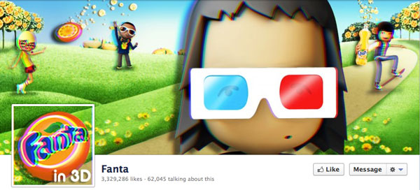 Fanta Timeline Cover Photo