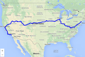 Across the USA by Train… With Kids and For $0