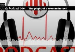 podcast_006: plight of a woman in tech