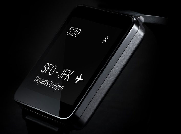 Android-Wear---LG-G-Watch