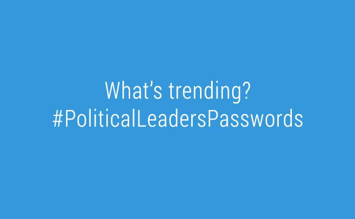 Pakistani-Political-Leader-Passwords